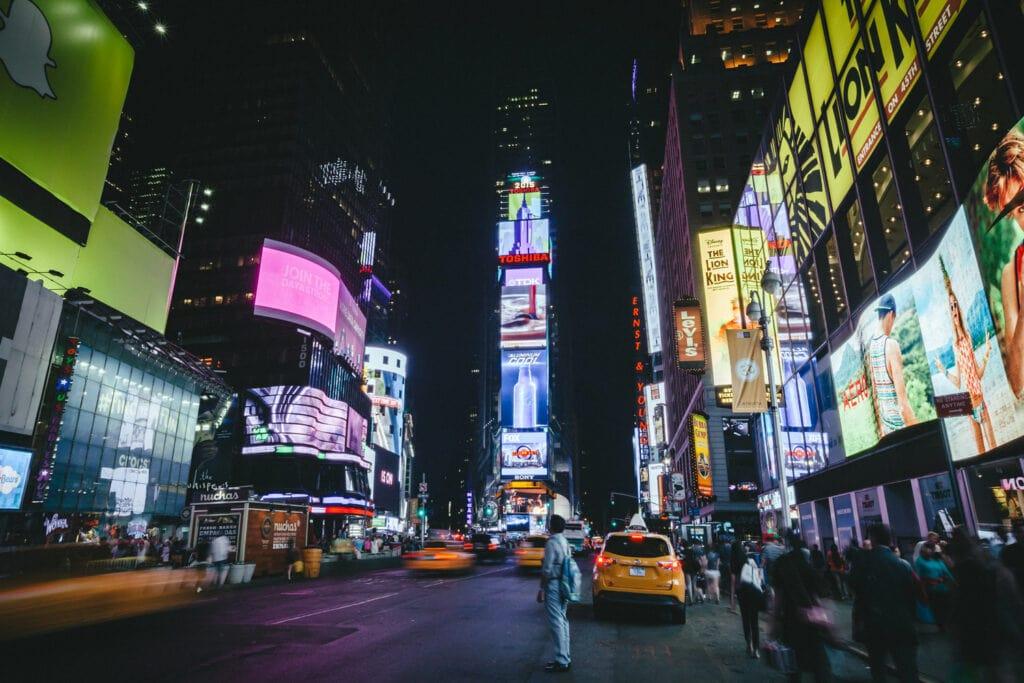 Night Photography | New York Nights