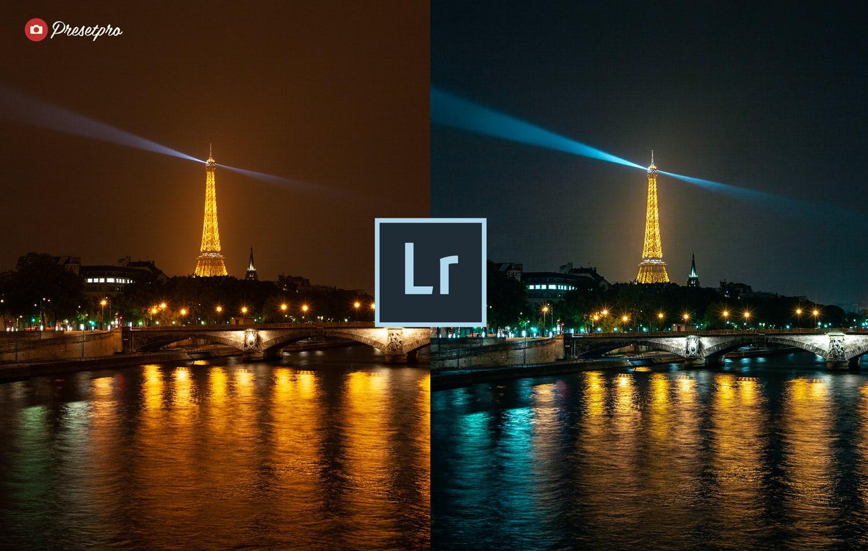 Free-Lightroom-Preset-Cool-Teal-Before-After-Presetpro