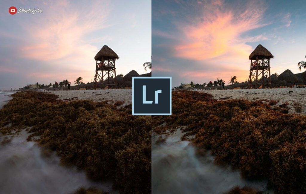 Free-Lightroom-Preset-Tides-Before-and-After-Presetpro.com