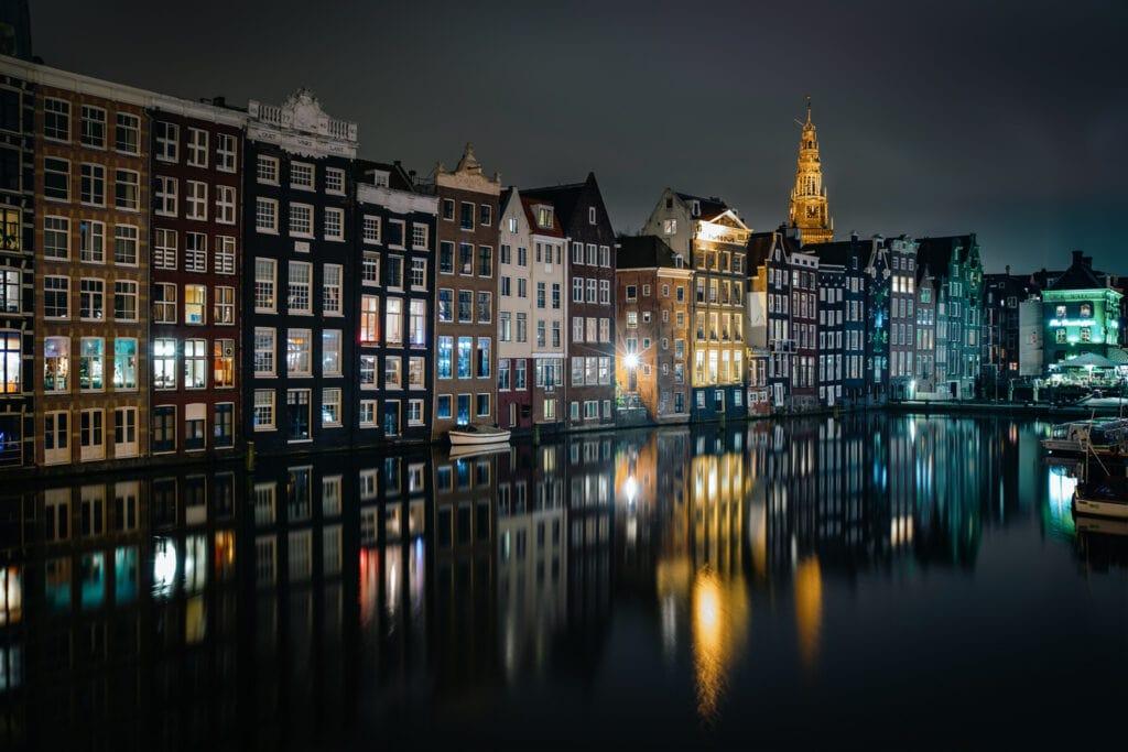HDR Photography | Amsterdam Nights Presetpro.com