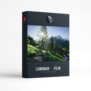 Luminar Ai Film Emulation Collection Presetpro.com