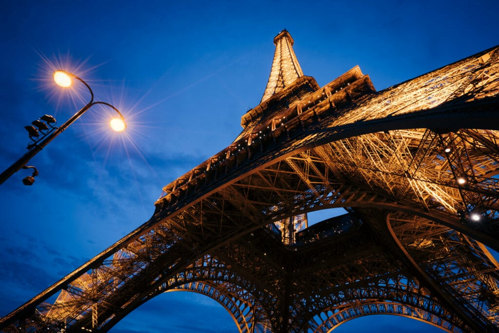 Photography | Summer Nights in Paris