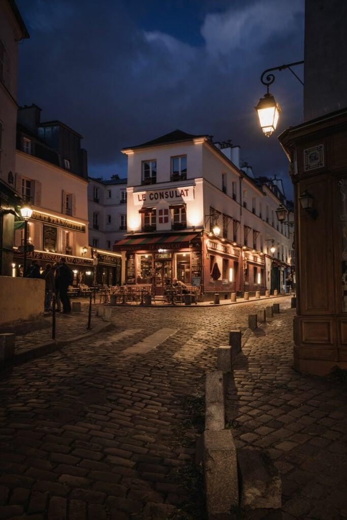 Photography | Montmartre in Paris France
