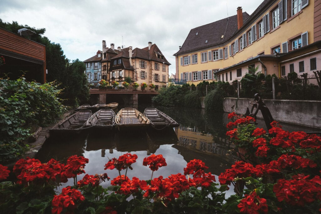 The Colours of Colmar France